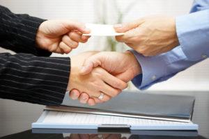 交流分析と握手